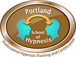Logo for the Portland School of Hypnosis